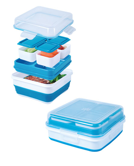 EZ Freeze Collapsible Bento Box - Cool Gear