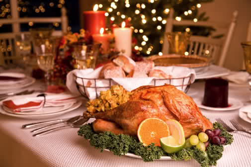 Healthy Christmas Dinner Recipes