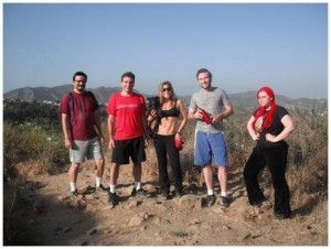 runyon group with border