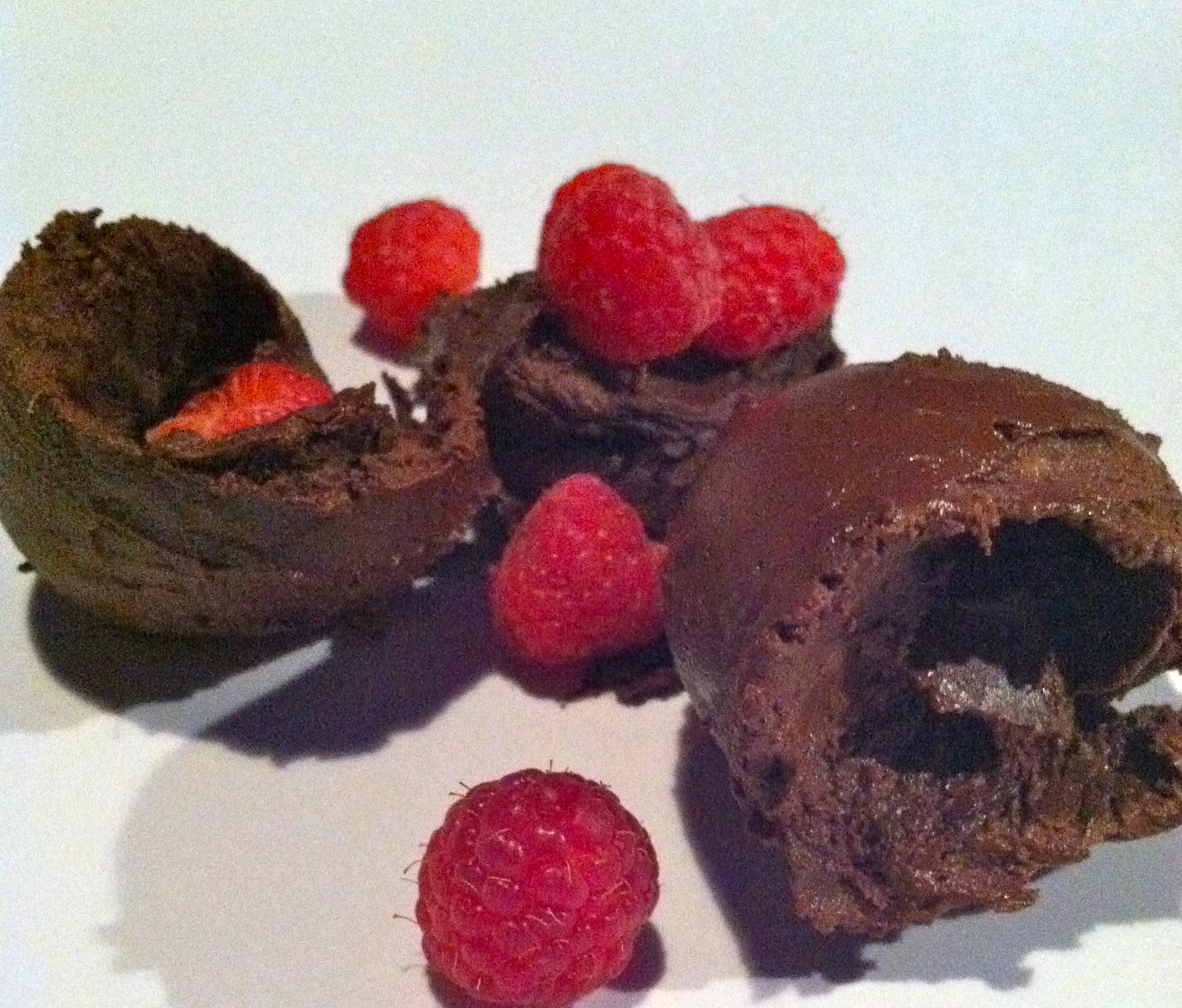 Raw Vegan Chocolate Avocado Mousse