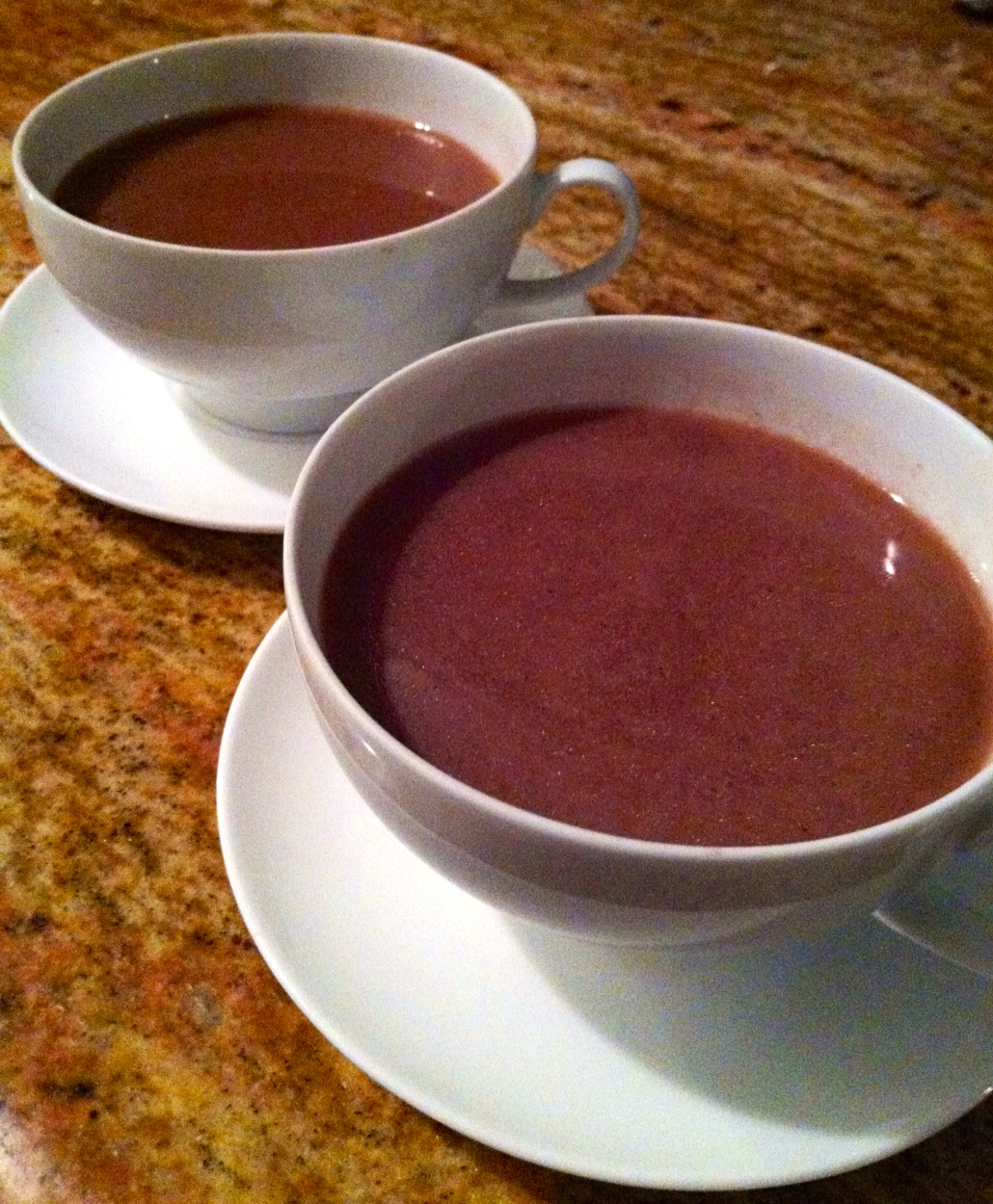 Hot Chocolate - Vegan, No Sugar, No Dairy