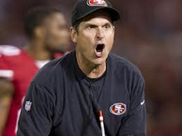 Coach Harbaugh wants cake NOW!