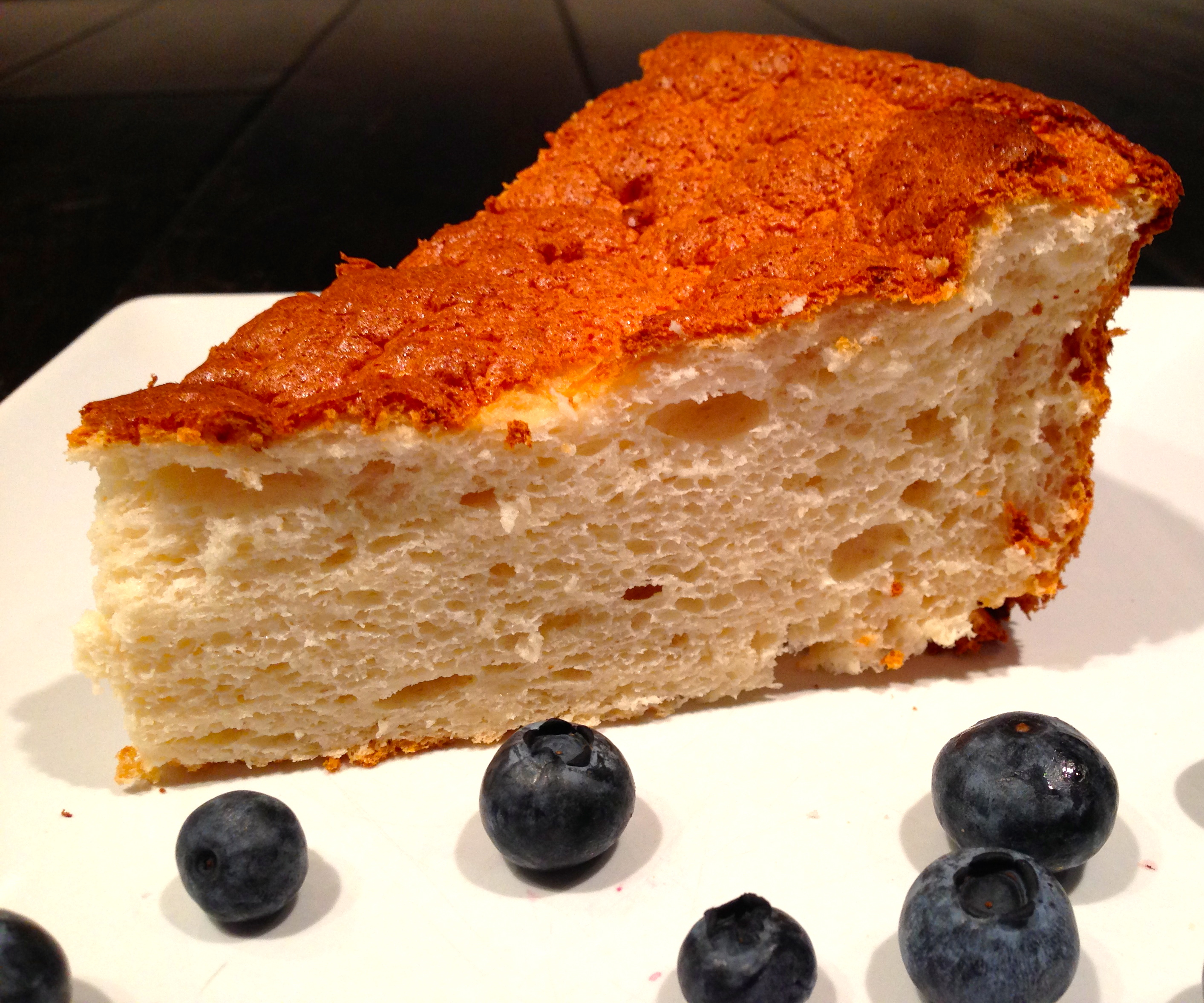 angel food cake gluten free sugar free