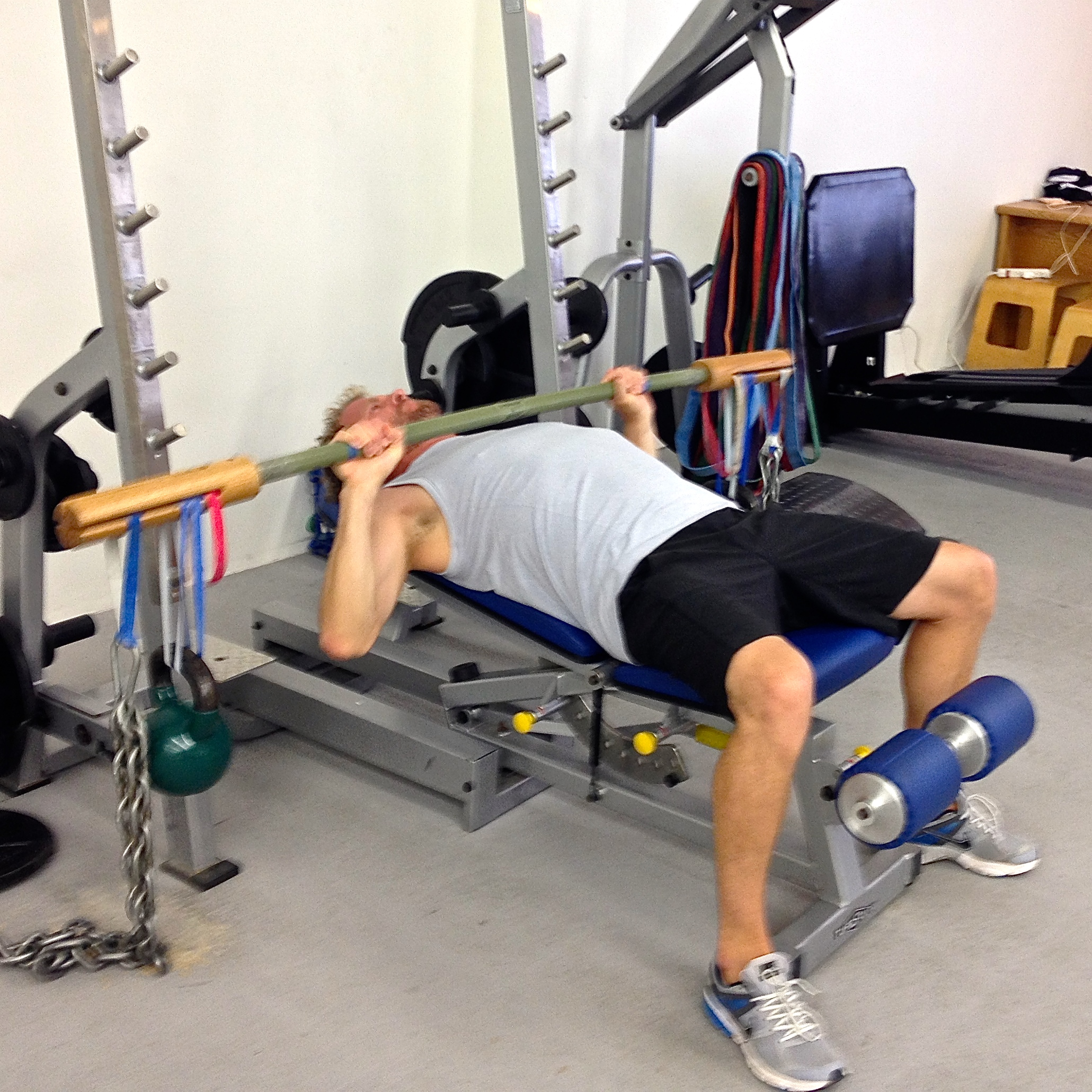 The Difference Between A Chest Press Machine A Bench: Do Free Weights NOT Machines
