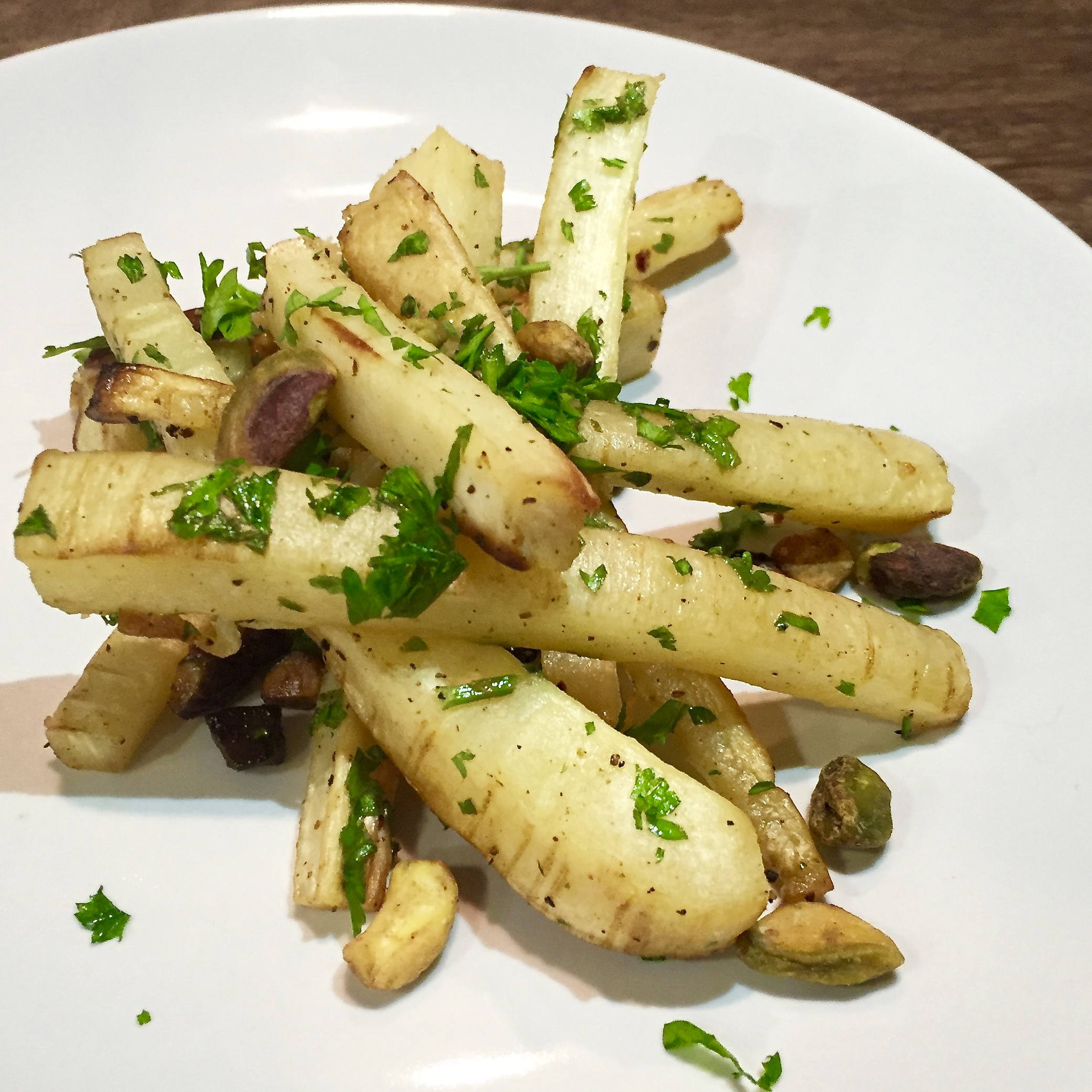 Roasted-parsnips-pistachios-lemon-parsley