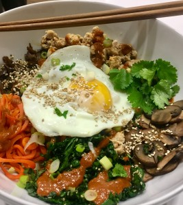 Low Carb Bimbimbap